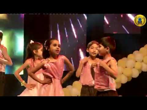 Dance Perfomance On Bollywood Song Of Tubelight By Kids