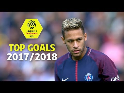 Top 10 goals | season 2017-18 | Ligue 1 Conforama