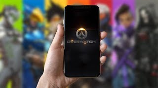 Overwatch on MOBILE