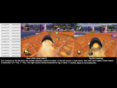 Mario Kart Wii - Cheater Detection/Blocking System - Ignorance is Bliss (Work In Progress!)