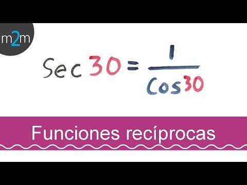 Cosecante, secante, cotangente en la calculadora from YouTube · Duration:  6 minutes 7 seconds