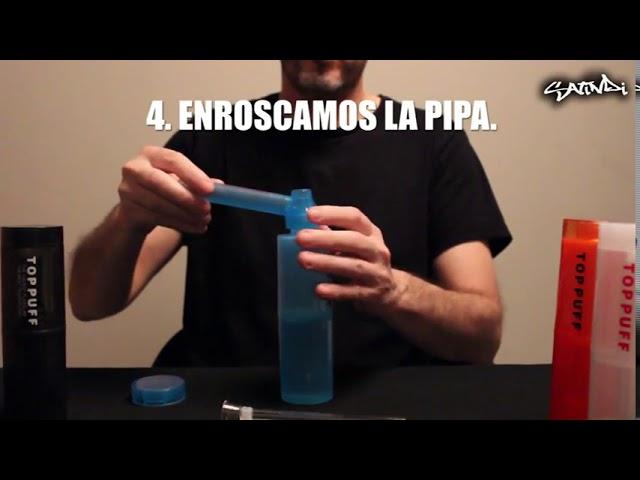 Top Puff Bottle | GrowerMark