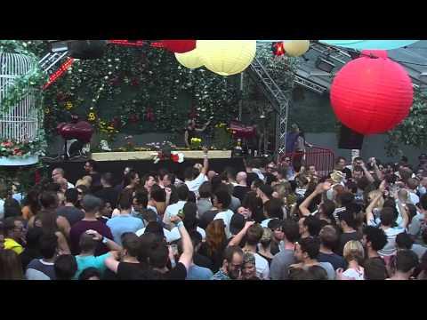 Lee Burridge   All Day I Dream Of London in Summer, Studio 338, London   720p HD   16 aug 2015