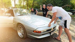 Оживление легендарной BMW 850i.