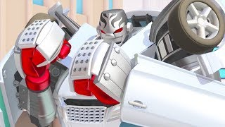 TOBOT English  306 Conflicts and Consoles  Season 3 Full Episode  Kids Cartoon  Videos for Kids