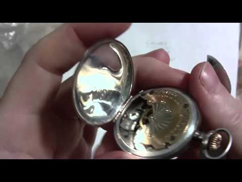 Materials I have seen used in pocket watch cases