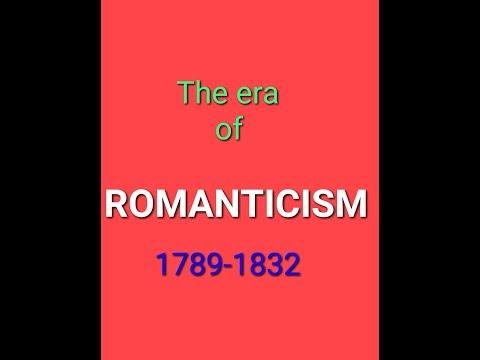 (hindi) Romanticism in English literature    romantic period    literary help English literatur