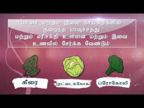 Food for diabetes [Tamil]