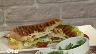 Готовим кубинский сэндвич
