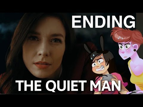 ENDING - The Quiet Man Part 6 (2 Girls 1 Let's Play Gameplay)