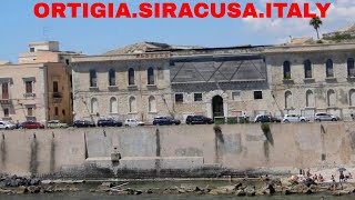 Sicily | A TOUR AROUND ORTIGIA | SIRACUSA