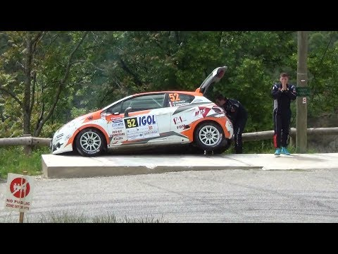 Rallye d' Antibes 2018 pure sound show