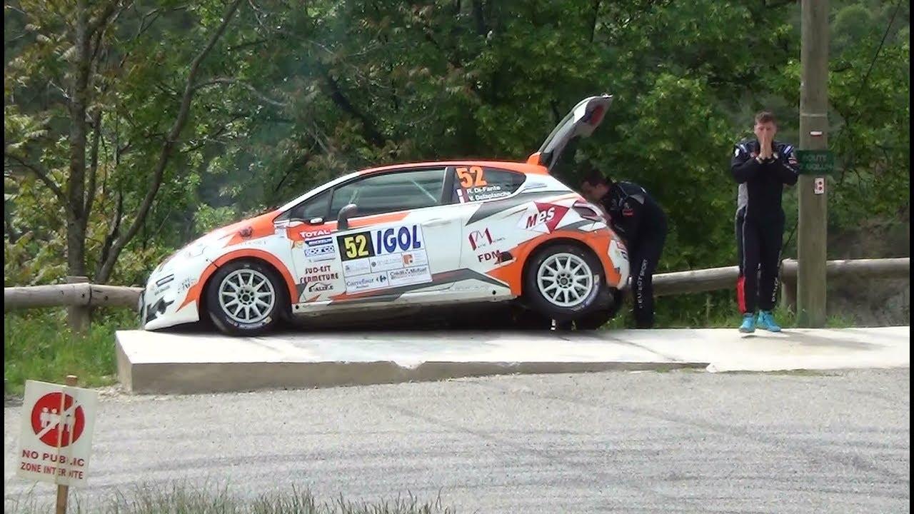Rallye d'antibes 2018