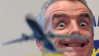 Paying For Toilets, Standing On Planes...O' Leary Clears Up Some Ryanair Rumours