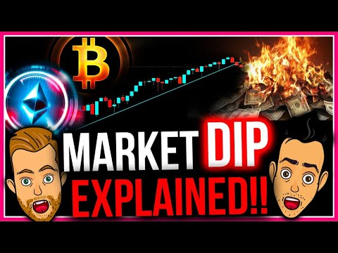THE 1 BIGGEST REASON BITCOIN IS DUMPING!! (SHOULD WE WORRY?)