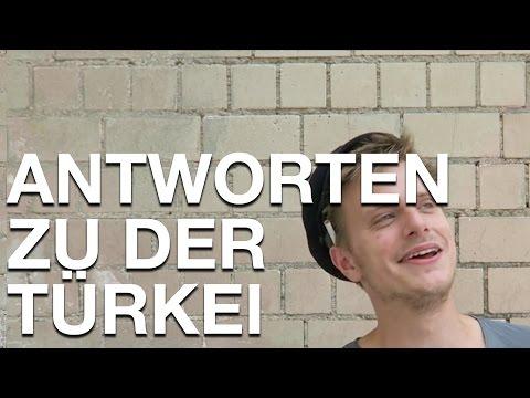 Auf eine Zigarette mit Moritz Neumeier - Antworten zu der Türkei
