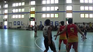 Geneva Warriors Basketball in Milan Game 2 part 1 of 2