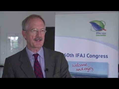 """""""Nachhaltige Landwirtschaft - Made in Germany"""" / Der Verband Deutscher Agrarjournalisten veranstaltete den 60. Weltkongress der Internationalen Agrarjournalisten (IFAJ) 2016 in Bonn"""