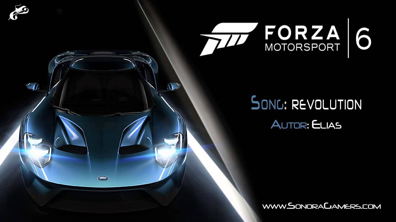 Forza Motorsport 6 | Elias - Revolution | #E32015 Trailer ...