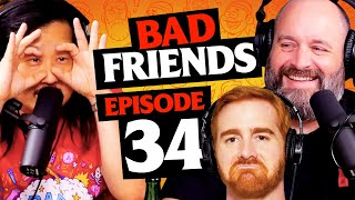 3 Bears 2 Caves ft. Tom Segura | Ep 34 | Bad Friends