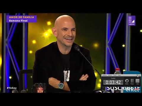 Yo Soy Edgar Rodríguez Imitando A José Luis Perales- 07 Agosto De 2019