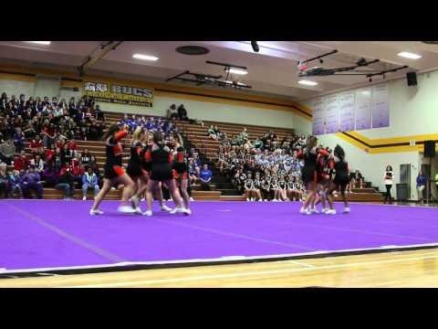 Winnebago High School Medium Varsity Cheer Routine 1 9 16