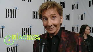 Barry Manilow Talks Music, 'Magic' & More | 60 Second Sessions