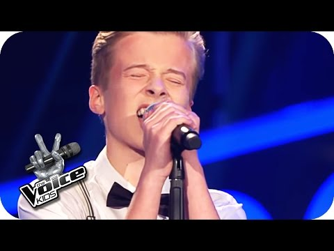 Simon & Garfunkel - Sound of Silence (Iggi) | The Voice Kids 2017 | Blind Auditions | SAT.1