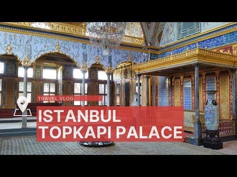 Topkapi Palace Museum, Istanbul