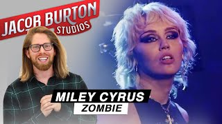 Vocal Coach Reacts to Miley Cyrus -  Zombie