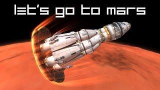 KSP: A mars mission