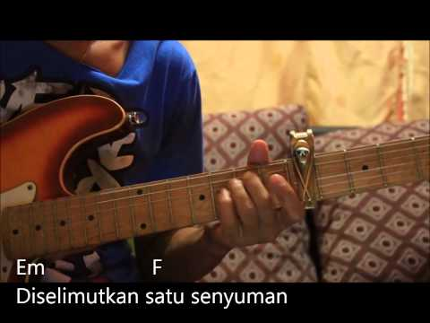 Hazama - Sampai Mati Cover (Chord Guitar Tutorial)