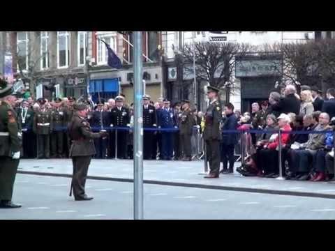 99th Dublin Commemoration of Ireland's Easter 1916 Rising (2015)