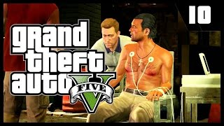 GTA V PC - Story Mode Walkthrough - Part 10 - TORTURE MISSION