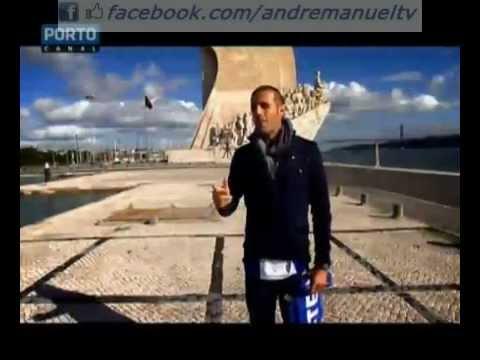 Azul e Branco Reportagem ( Porto Canal ) com Gustavo Santos e Pedro Marques Lopes 07 / 02 / 2013 /