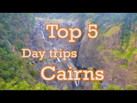 Cairns TOP 5 day trips