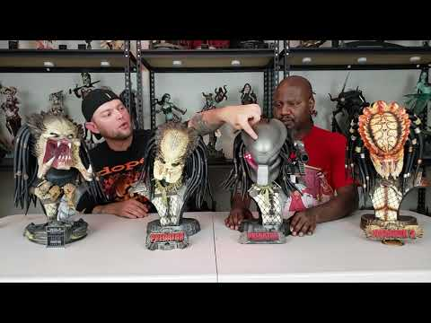 Sideshow Collectibles Predator Legendary Scale Bust Discussion