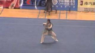 10th All China Games 2005 - TQ - Qiu Hui Fang (Beijing)