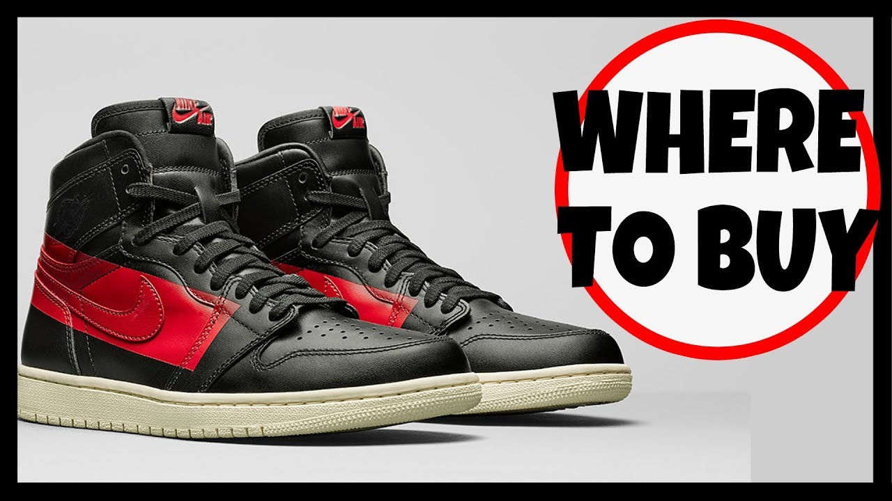 WHERE TO BUY AIR JORDAN 1 RETRO HIGH OG COUTURE DEFIANT | HOW TO COP |  RESELL RESALE PREDICTIONS