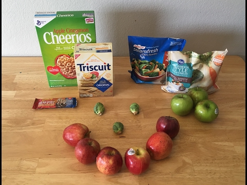 ONLY $1.23!! Coupon grocery haul! Extreme couponing, HUGE savings! Deals on a budget!!