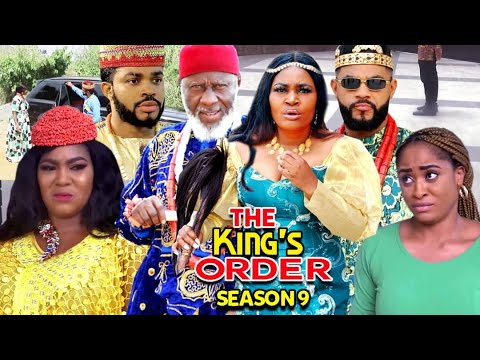 Download THE KING'S ORDER SEASON 9 -(Trending New Movie)Chizzy Alichi 2021 Latest Nigerian New Movie FULL HD