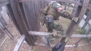 Battle For District 14 | Airsoft Gameplay