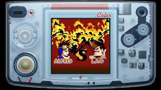 Nintendo Switch: FATAL FURY FIRST CONTACT【ALFRED vs. LAO】 (Hidden Character)