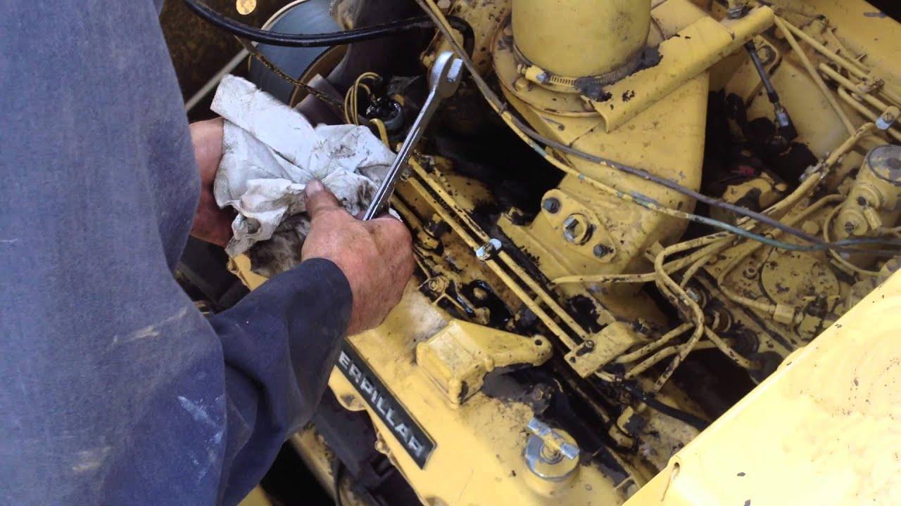another crappy cat engine 3208  [ 1280 x 720 Pixel ]