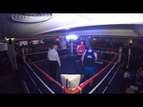 Ultra White Collar Boxing | Sheffield | Brad wheeler VS Chris Chilton