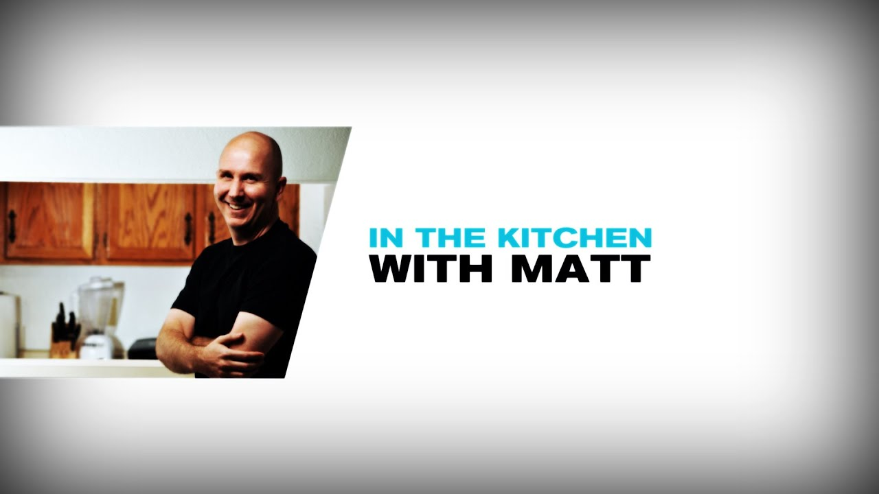 In The Kitchen With Matt: White Collar TV Show Intro - YouTube