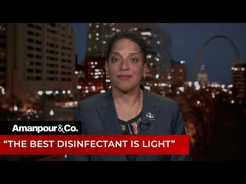 Why St. Louis Chief Prosecutor Kim Gardner Filed a Lawsuit Against Her City | Amanpour and Company
