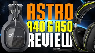 Astro A40 (Xbox One) & Astro A50 Review - GameGear.be