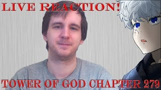 Tower of God Chapter 279 [Season 2, Episode 199] Live Reaction!