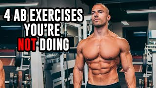 4 Ab Exercises You Probably Aren't Doing | Oblique Focused